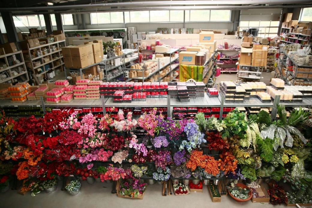 Floristikgroßhandel