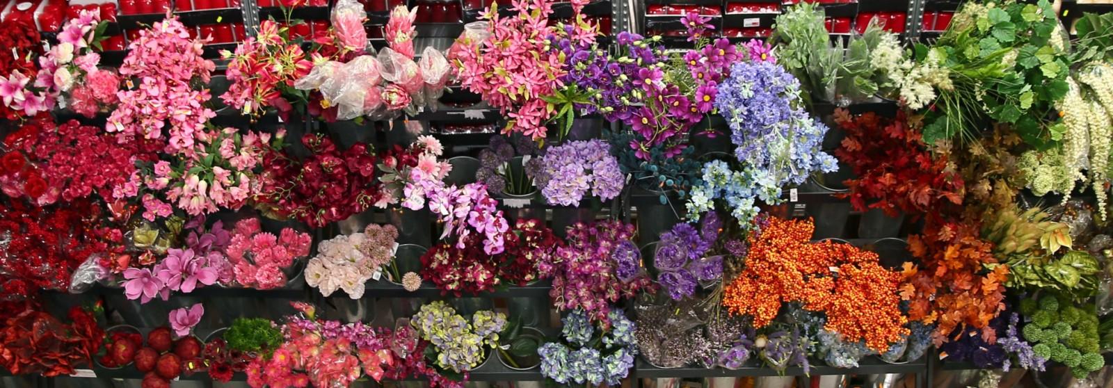 Blumen Weisheit - Stoffblumen