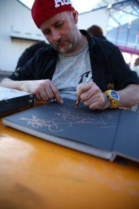 Marco Appelfeller bei Weisheit Blumengroßhandel in Barchfeld