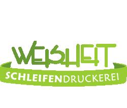 Weisheit Schleifendruckerei - Der Online Schleifenkonfigurator